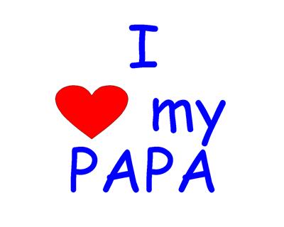 my papa