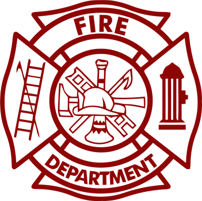 Firefighter Symbol Business Cards by Admin_CP1030624