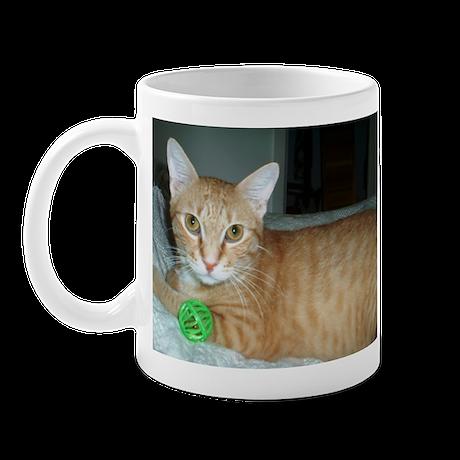CUSTOMIZE Pet Photo Mugs - Left