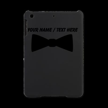 Personalized Bow Tie iPad Mini Case