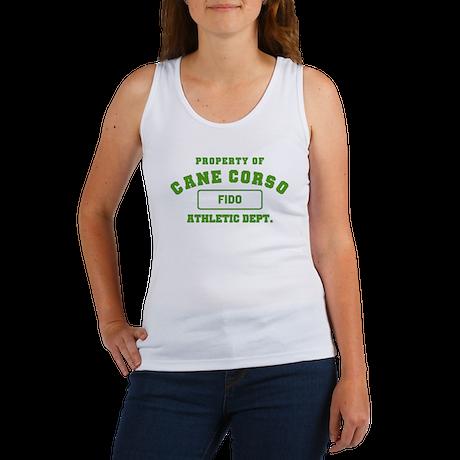 Customizable Cane Corso Women's Tank Top