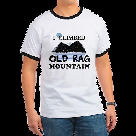 I Climbed Old Rag Mountain Ringer T