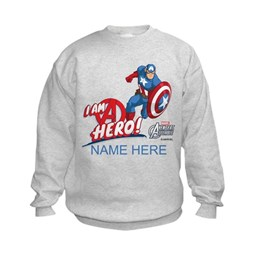 Custom Marvel Sweatshirt