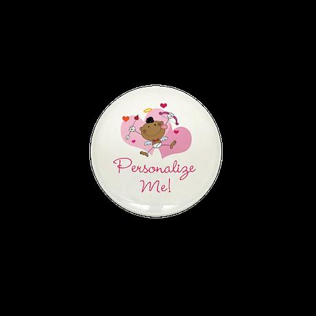 Personalizable Cupid Mini Button