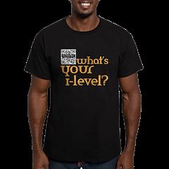 Cool custom qr code world of warcraft t shirt