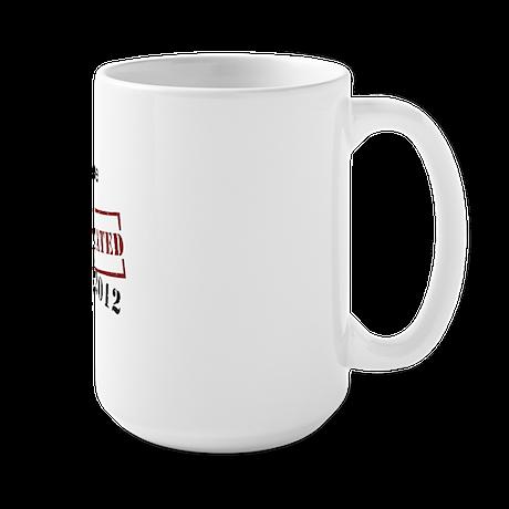 Custom Graduation Large Mug