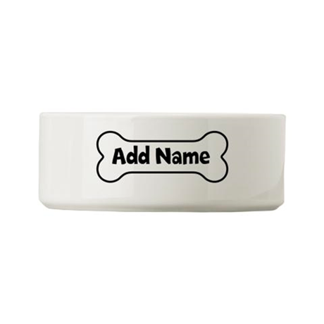 Personalize this Small Pet Bowl