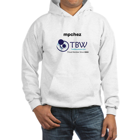 Proud Member Shirts Hooded Sweatshirt