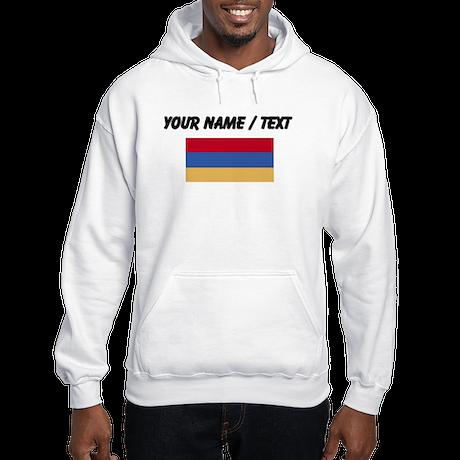 Custom Armenia Flag Hoodie
