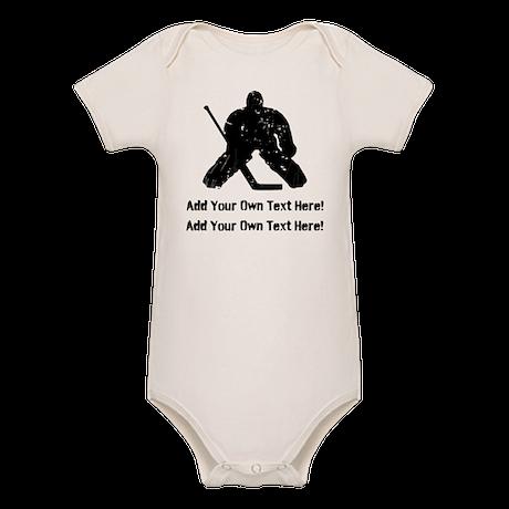 Personalize It, Hockey Goalie Body Suit