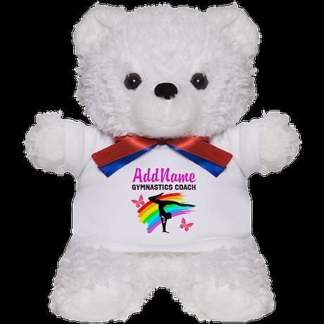 BEST COACH Teddy Bear