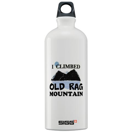 I Climbed Old Rag Mountain Sigg Water Bottle 1.0L