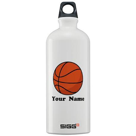 Personalized Basketball Sigg Water Bottle 1.0L