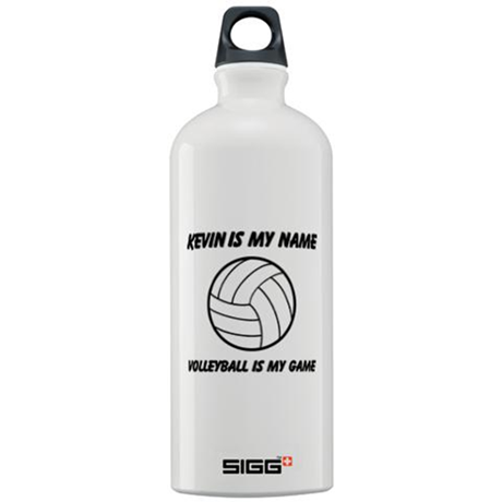 Volleyball Is My Game Sigg Water Bottle 1.0L