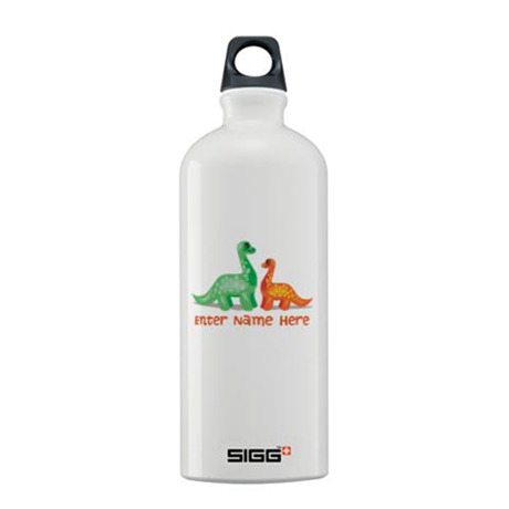 Personalized Dinosaurs Sigg Water Bottle 0.6L