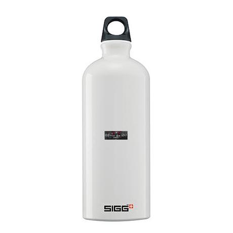 The Logo Sigg Water Bottle 0.6L