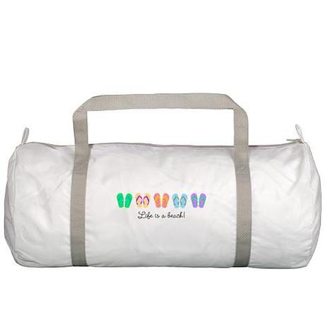 Personalize It, Flip Flop Gym Bag