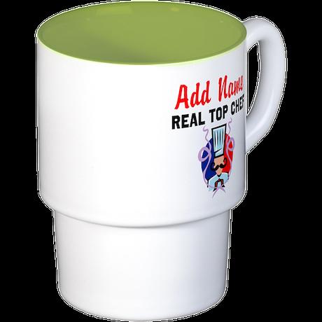BEST CHEF Stackable Mug Set (4 mugs)