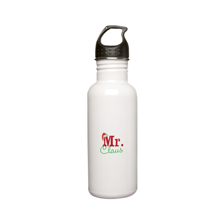 Christmas Mr Personalizable Stainless Steel Water