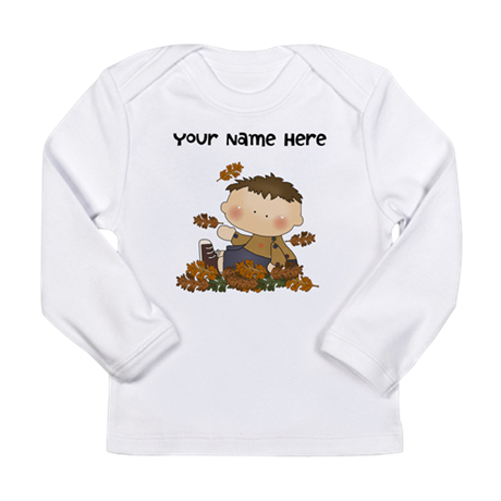 Boys Autumn Long Sleeve Baby T-Shirt