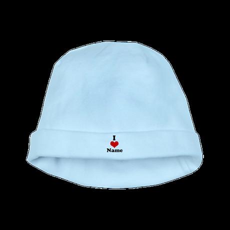 I heart baby hat