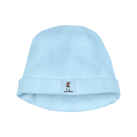 Personalized cute cartoon bas baby hat