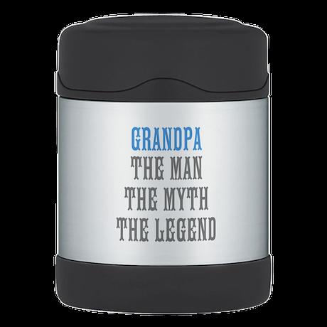 Grandpa The Man Myth Legend Thermos® Food Jar