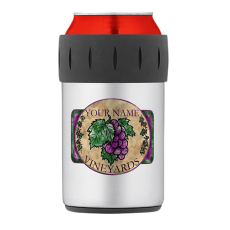 Your Vineyard Thermos Can Cooler
