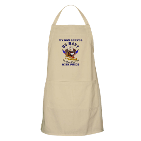 My Son, Daughter (Any Text Desired) Apron