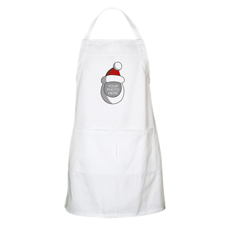 Personalized Santa Christmas Apron