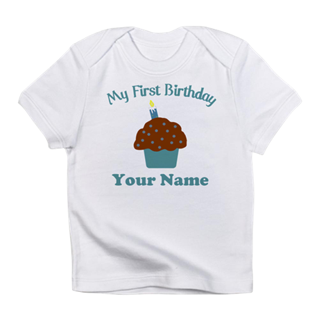 1stbdayboycup Infant T-Shirt