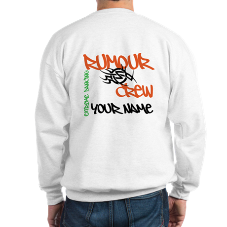 Clothes to CUSTOMISE Sweatshirt