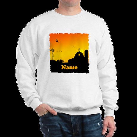 Sunrise at the Farm Sweatshirt