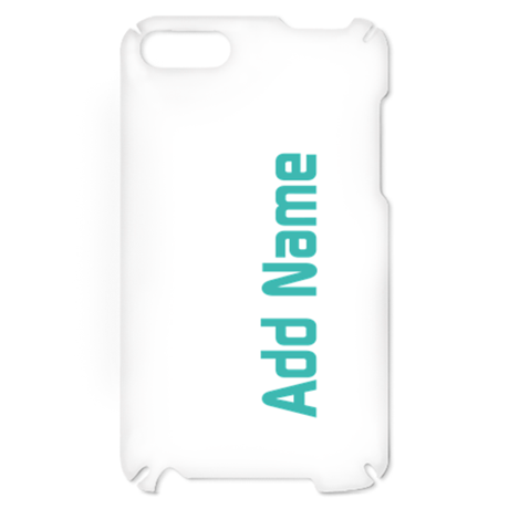 Add Name Simple iPod Touch 2 Case