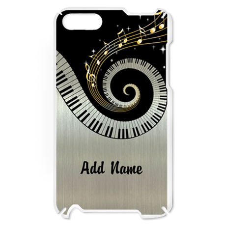 personalized mixed musical no iPod Touch 2 Case