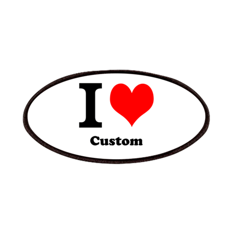 Custom Love Patches