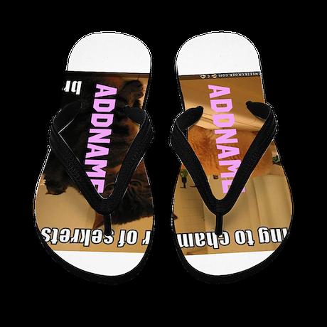 Sensational 40Th Flip Flops