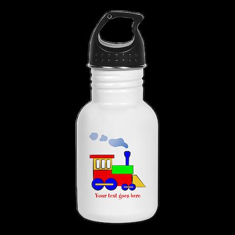 Personalize Choo Choo Train Engine Kid's Water Bot