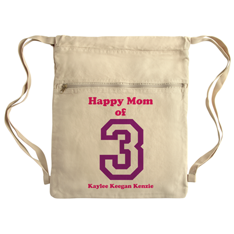 Personalized Mother Cinch Sack