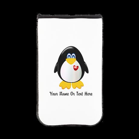 Customizable Penguin Kindle Sleeve
