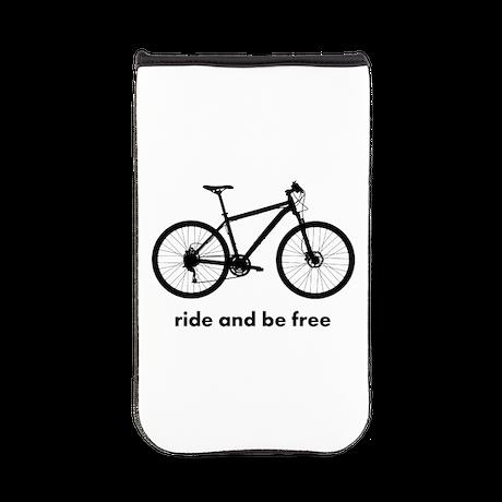 Custom Bicycle Kindle Sleeve