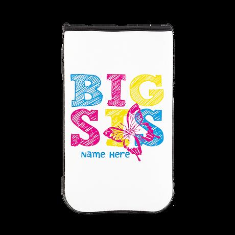 Butterfly Big Sis Kindle Sleeve