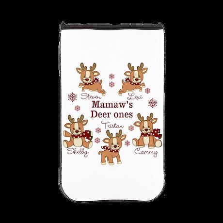 Custom deer grand kids Kindle Sleeve
