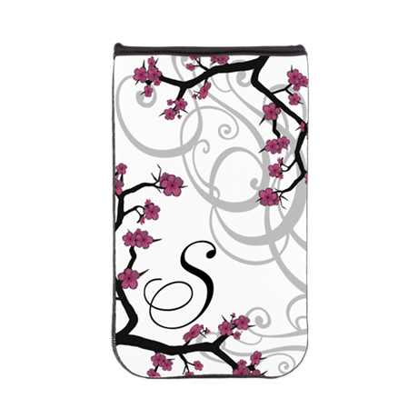 Sakura Swirls Kindle Sleeve