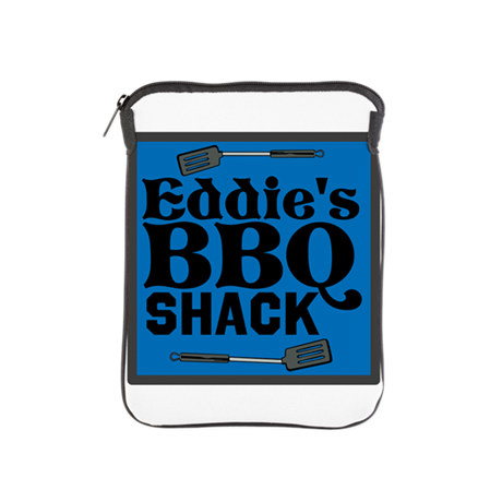 Personalized BBQ iPad Sleeve