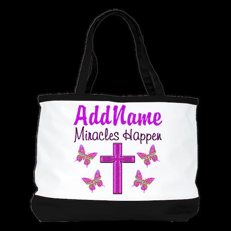 MIRACLES HAPPEN Shoulder Bag