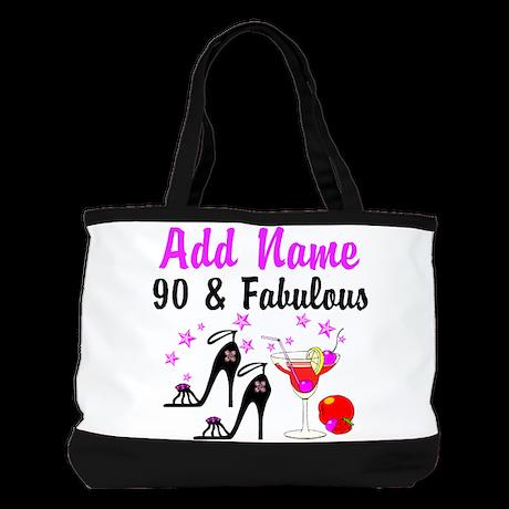 HAPPY 90TH BIRTHDAY Shoulder Bag