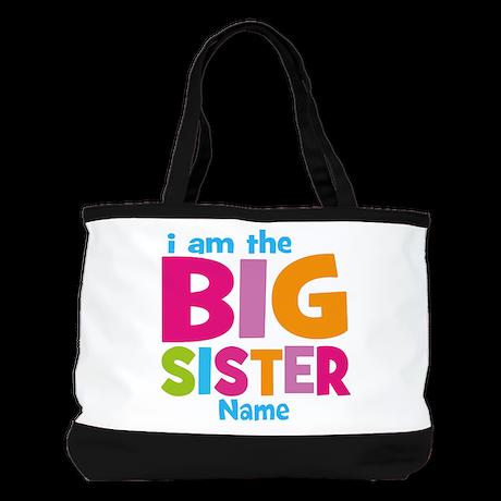 Big Sister Personalized Shoulder Bag