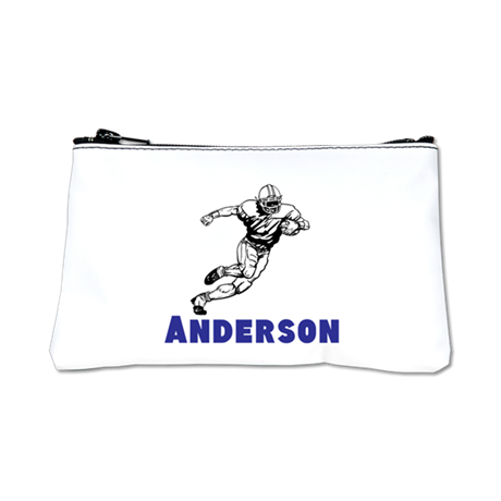 Personalized Football Coin Purse