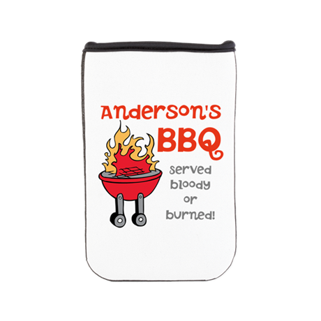 Personalized BBQ Nook Sleeve
